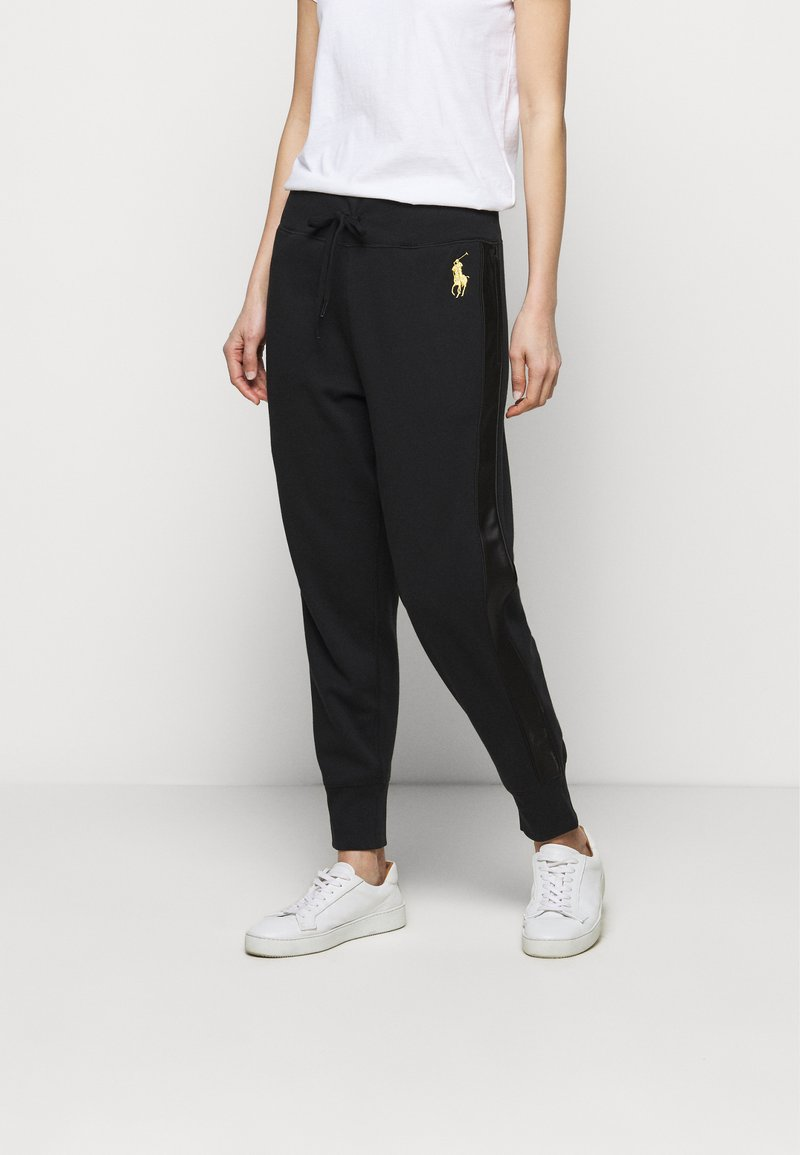 Polo Ralph Lauren - FEATHERWEIGHT - Tracksuit bottoms - black