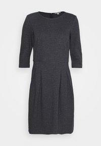 Esprit - DRESS - Jumper dress - grey blue - 0