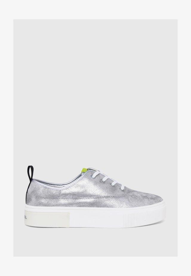 S-VANEELA LC - Sneaker low - silver