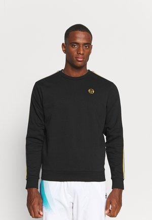 NOSTEL - Sweater - black/gold
