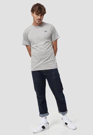PANDA - T-shirt basic - hellgrau
