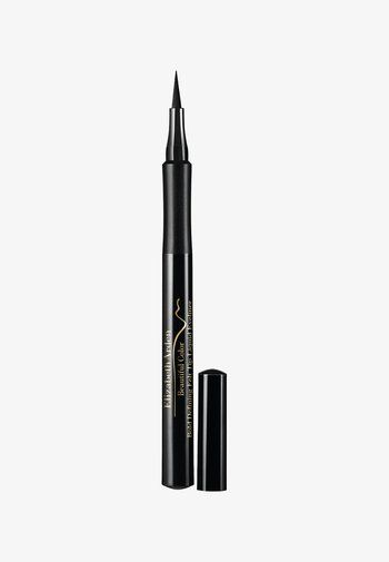 BEAUTIFUL COLOR BOLD DEFINING FELT TIP LIQUID EYELINER SERIOUSLY - Eyeliner - seriously black ww