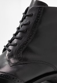 ECCO - SARTORELLE TAILORED - Botki sznurowane - black - 4