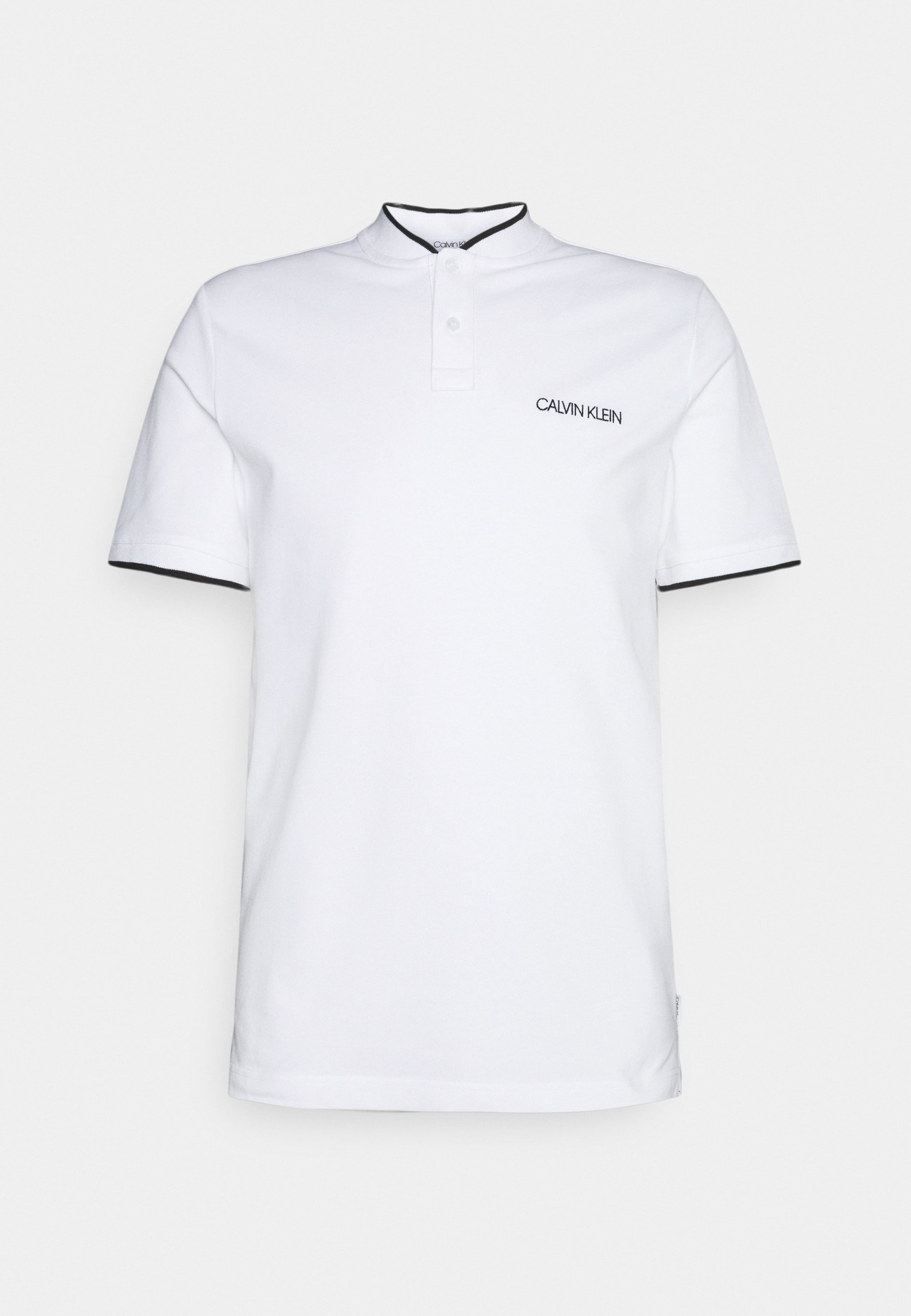 Men STRETCH TIPPING  MAO SLIM FIT - Polo shirt