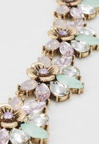 ALDO - MANACCA - Ketting - mint and blush combo/gold-coloured - 2