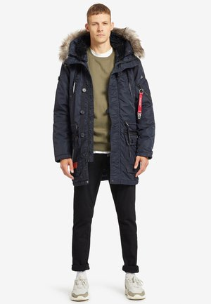 DUMBLE - Winter coat - dark blue