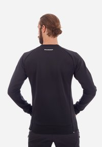 Mammut - AVERS - Sweatshirt - black - 1