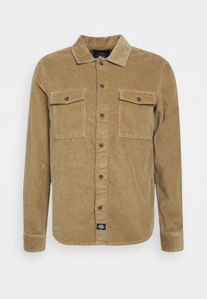 FORT POLK CORD - Skjorter - khaki