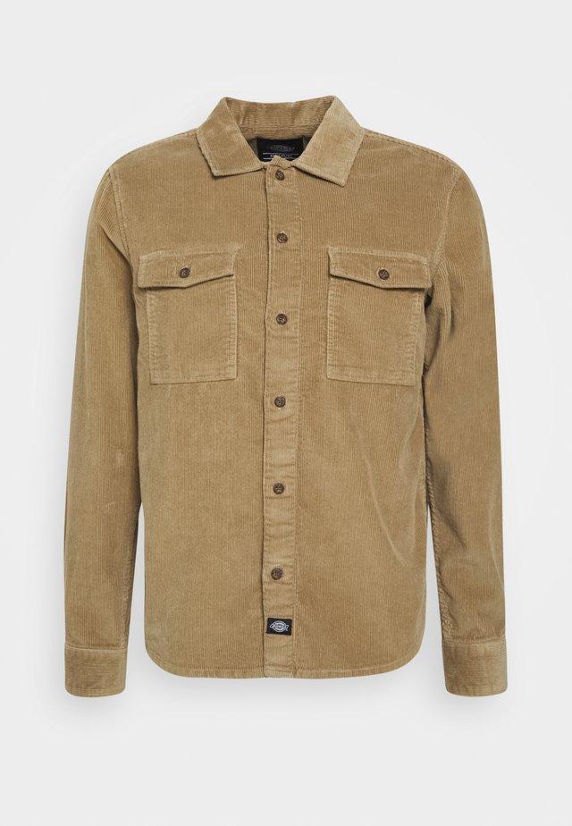 FORT POLK CORD - Shirt - khaki