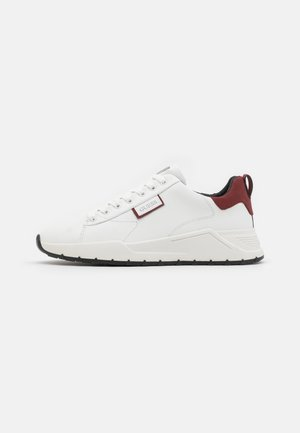 LUCCA - Trainers - offwhite/russet