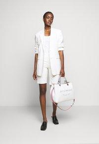 Emporio Armani - MYEABORSA SHOPPING SET - Tote bag - bia/rosa/navy - 0