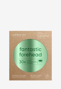 APRICOT - FOREHEAD PAD WITH HYALURON - Anti-Aging - - - 0