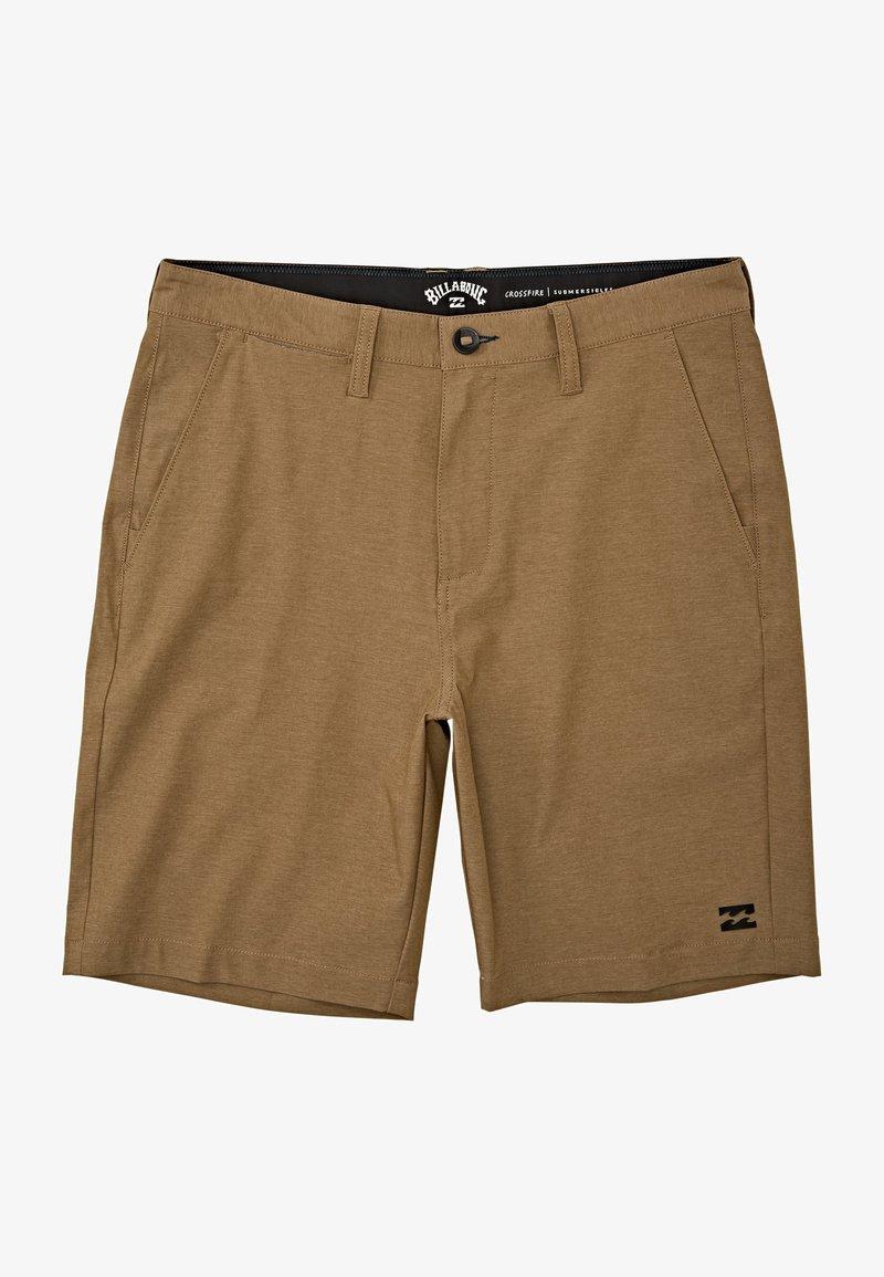 Billabong - CROSSFIRE  - Shorts - gravel