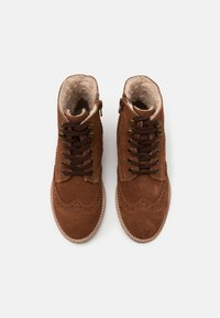 Friboo - Lace-up ankle boots - brown - 3