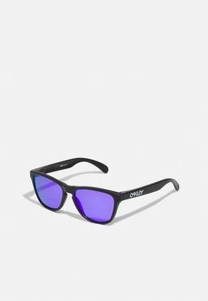 FROGSKINS UNISEX - Occhiali da sole - matte black/violet