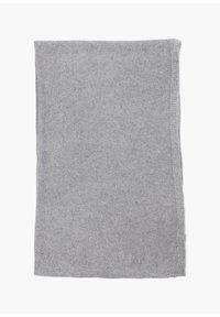 s.Oliver BLACK LABEL - Scarf - light grey - 1