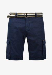 Blend - BRIAN - Shorts - navy - 4