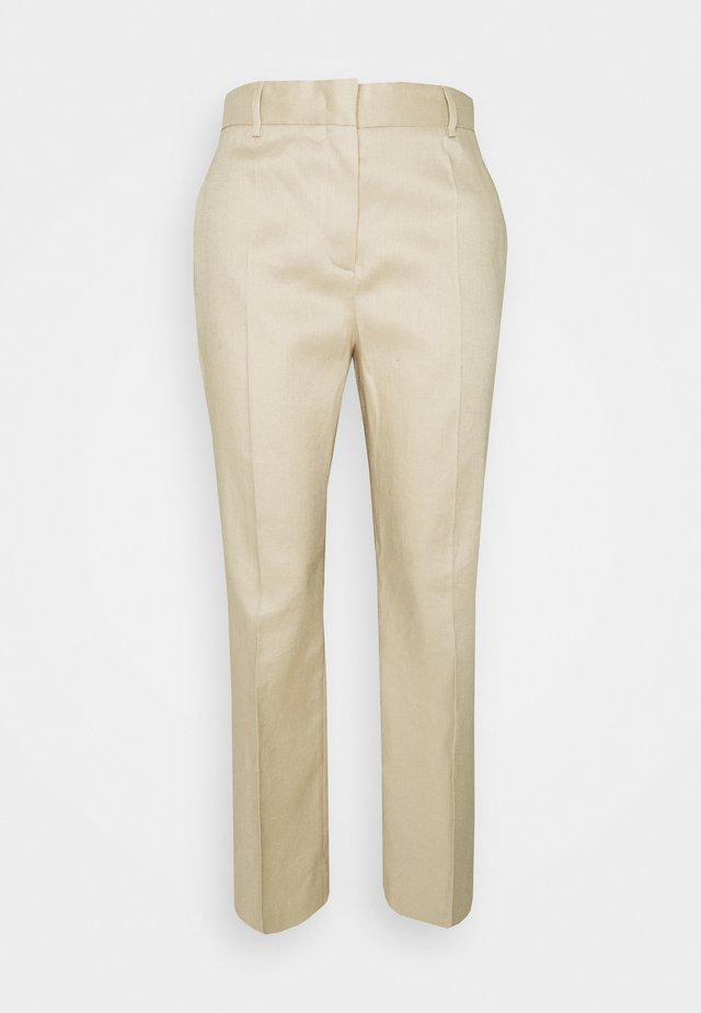 TROUSERS - Trousers - beige