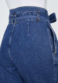 PULL&BEAR - Jeansy Relaxed Fit - blue - 3