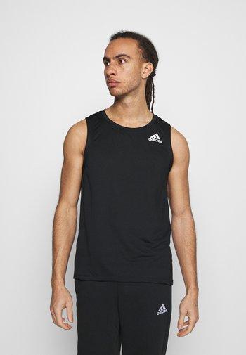 AERO TANK  - Sports shirt - black