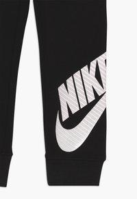 Nike Sportswear - FUTURA - Spodnie treningowe - black - 3