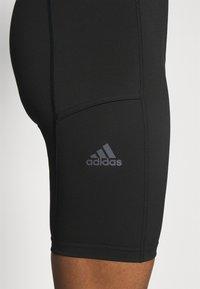 adidas Performance - CLUB  - Korte broeken - black/white - 4