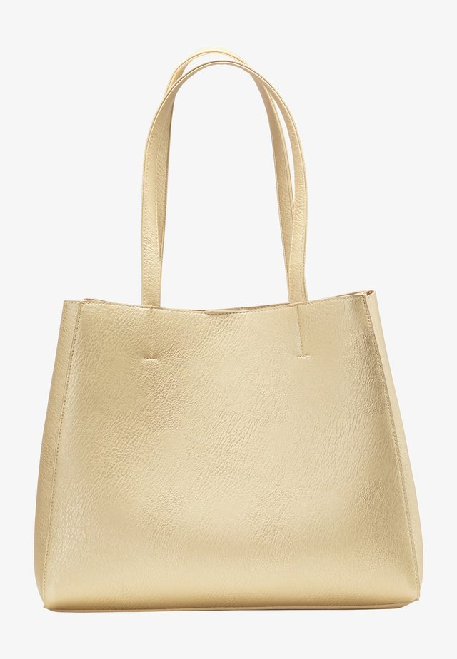 Tote bag - gold