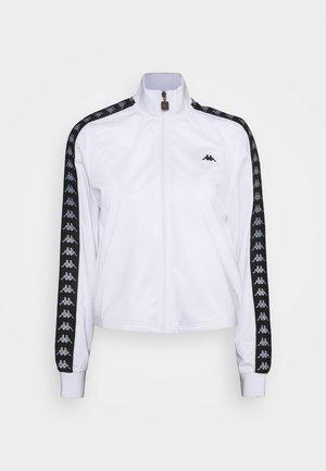 HASINA - Training jacket - bright white
