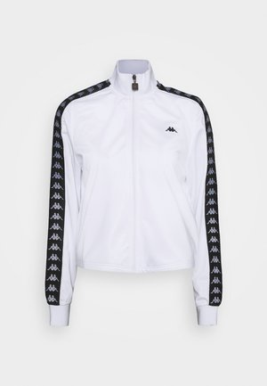 HASINA - Sportovní bunda - bright white