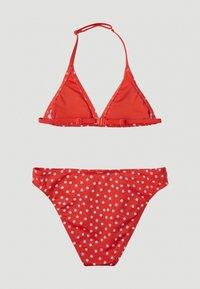 O'Neill - VENICE BEACH PARTY - Bikini - orange - 1