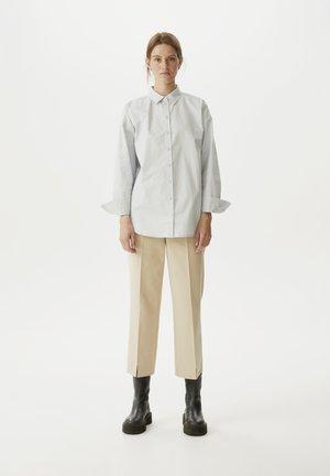 STELLAGZ  - Button-down blouse - grey blue