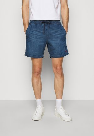 PREPSTER - Denim shorts - blane