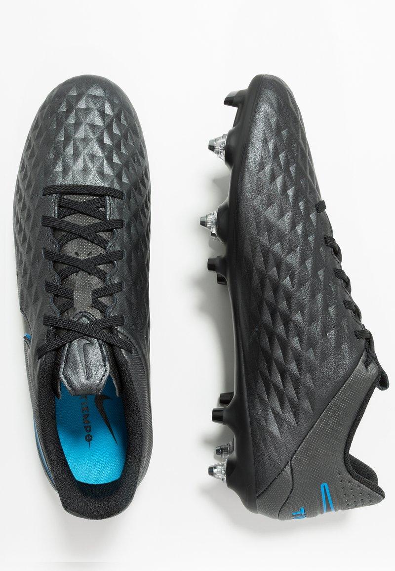 cupola pulire adiacente  Nike Performance TIEMPO LEGEND 8 ACADEMY SG-PRO AC - Scarpe da calcio con  tacchetti - black/blue hero/nero - Zalando.it