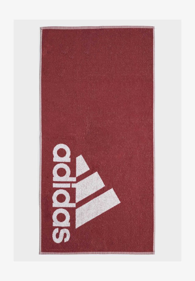 ADIDAS TOWEL SMALL - Toalla - red