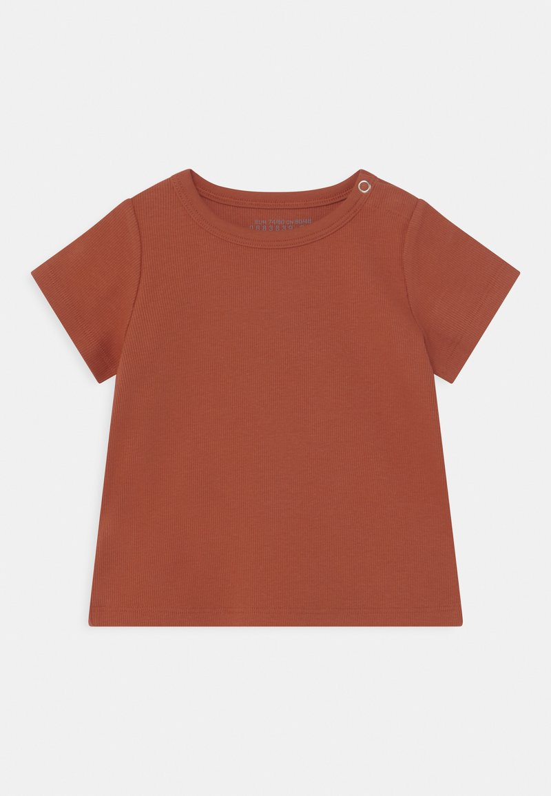 ARKET - SET UNISEX - Print T-shirt - brown