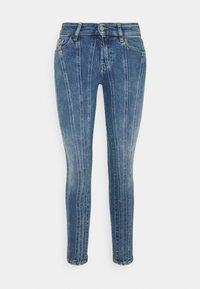 Diesel - D-SLANDY - Jeans Skinny Fit - medium blue - 0