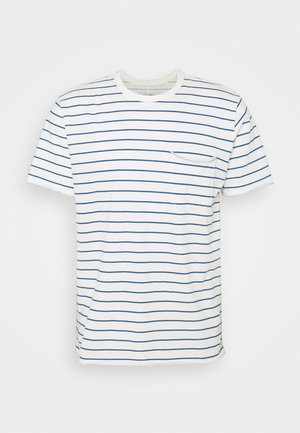 MILES TEE - T-shirt med print - ivryblue