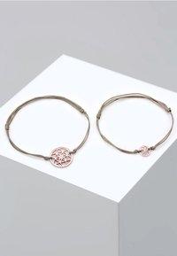 Elli - SET - Náramek - pink gold - 0