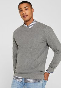 edc by Esprit - Sweatshirt - medium grey - 0
