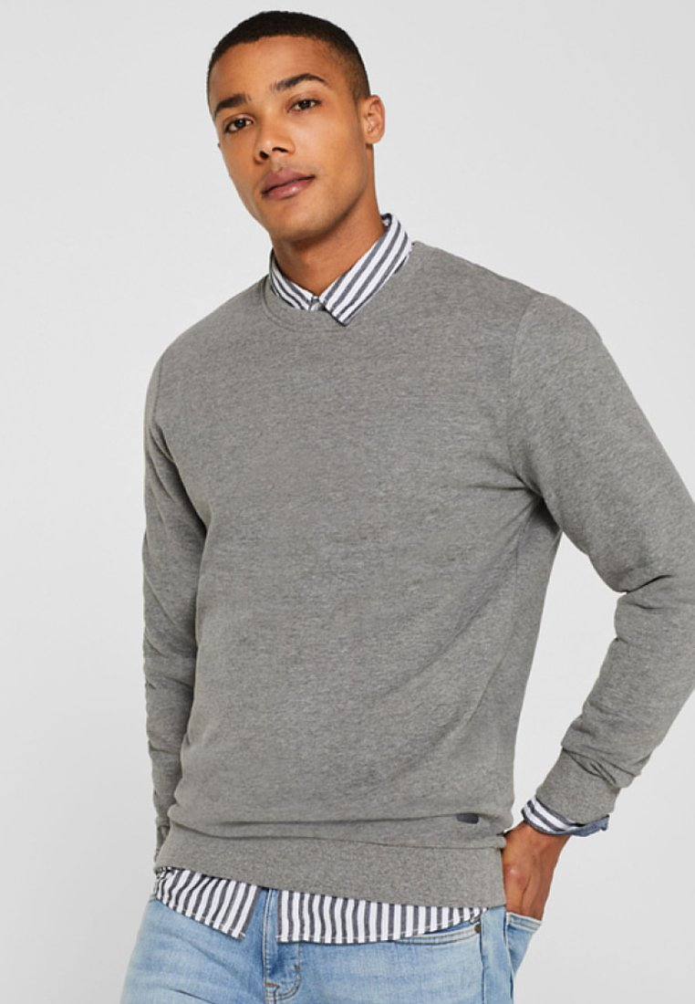 edc by Esprit - Sweatshirt - medium grey