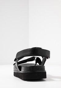 Office - SAXON - Sandals - black - 5