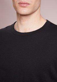 James Perse - CREW - Long sleeved top - black - 4