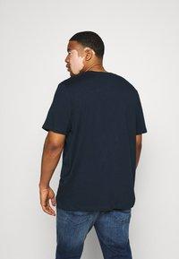 Jack & Jones - T-shirts print - navy blazer - 2