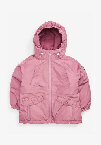 WATERPROOF MIDWEIGHT - Winter coat - pink