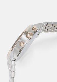 BOSS - ASSOCIATE - Chronograph watch - silver-coloured/black - 2