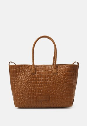 CHELSE - Tote bag - muskat