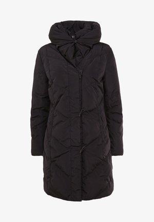 PILLOW COLLAR DOWN - Down coat - black
