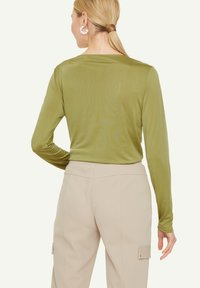 comma - Blouse - spring green - 1