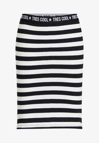 WE Fashion - Mini skirt - all-over print - 3