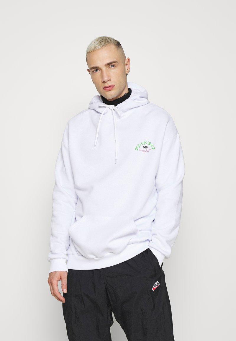YOURTURN - UNISEX - Sweatshirt - white